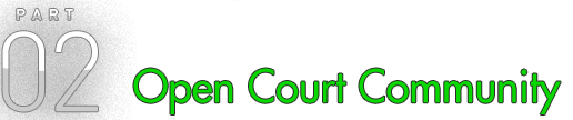PART 02 Open Court Community