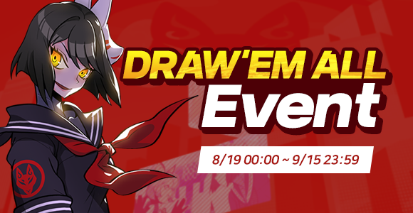 Draw Em Up Event